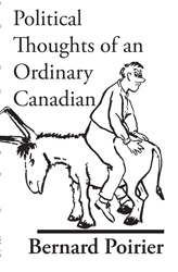Political Thoughts of an Ordinary Canadian