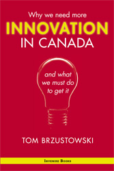 Innovation in Canada Book