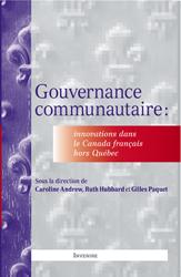 Gouvernance communautaire livre