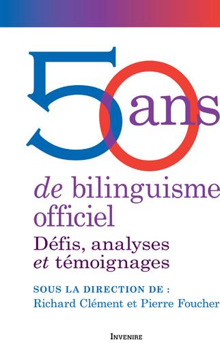 50 ans de bilinguisme offielle