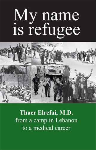 My name is refugee Book